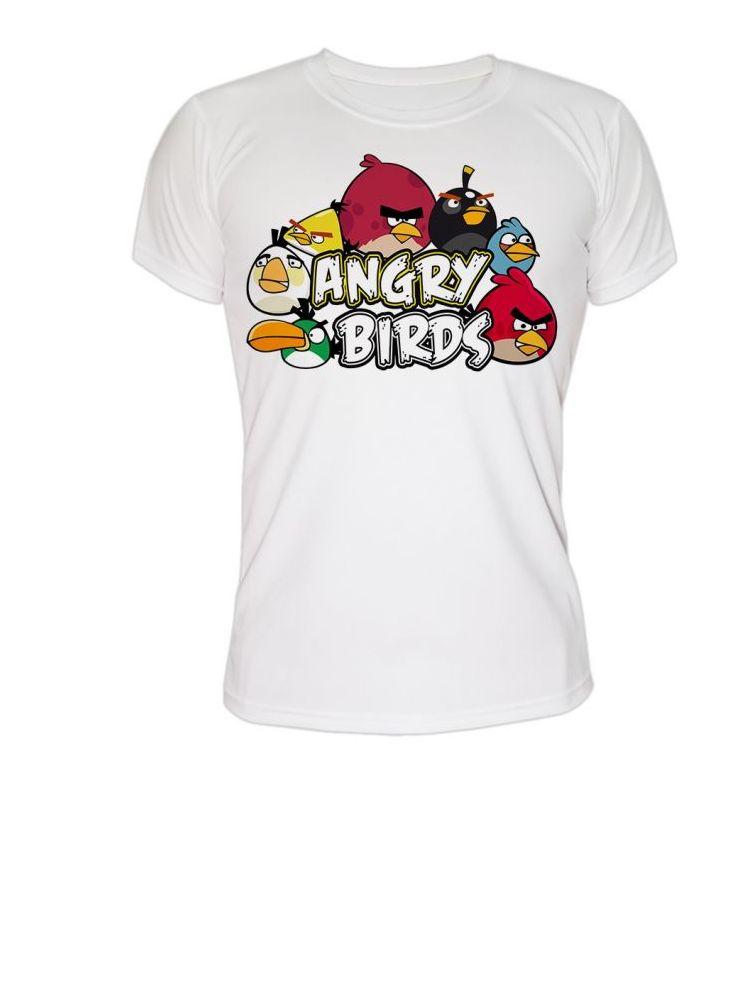Camiseta Sublimada full color