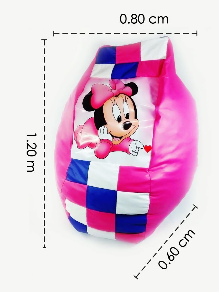 Puff infantil Disney