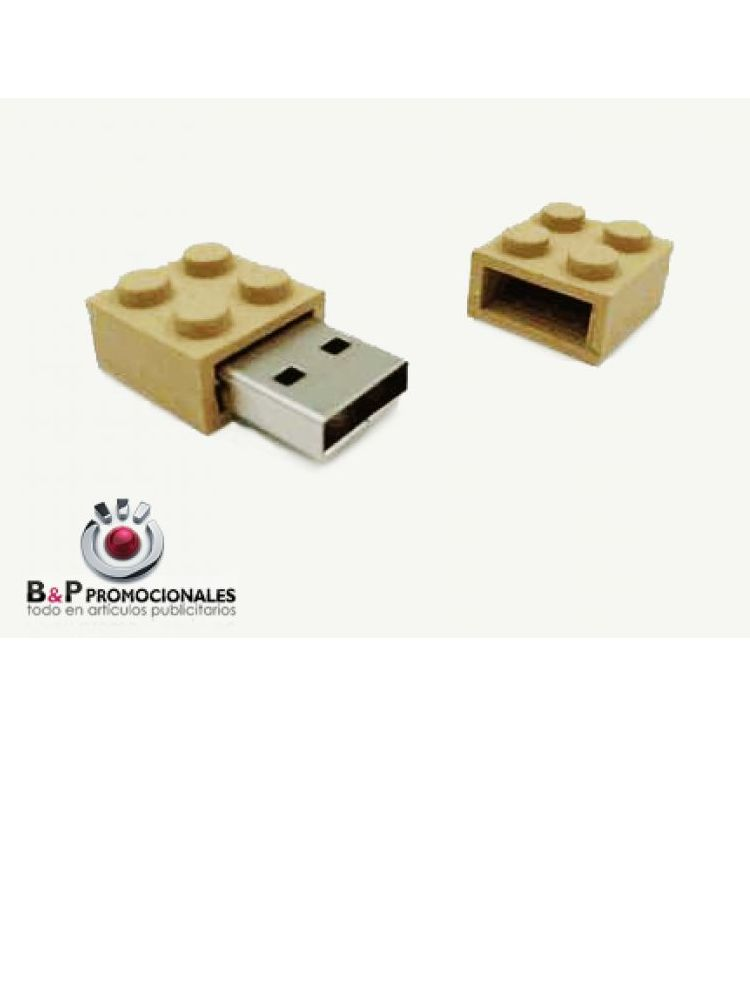 Usb ecológico Lego