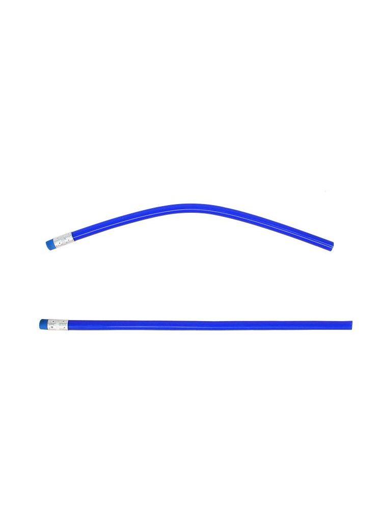 Lápiz flexible de madera azul