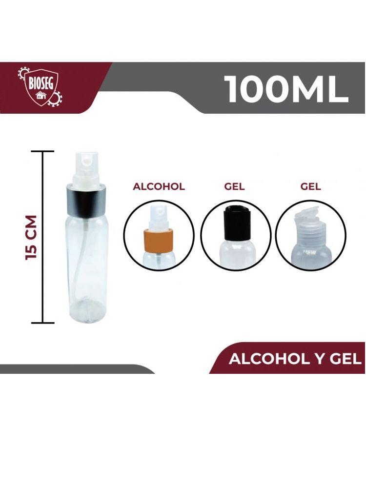Envase 100ml plástico